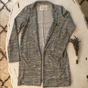 Saturday Sunday Sweater Blazer